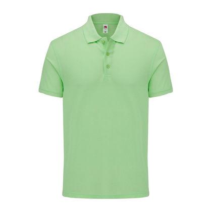 Мъжка риза цвят мента С1758-2