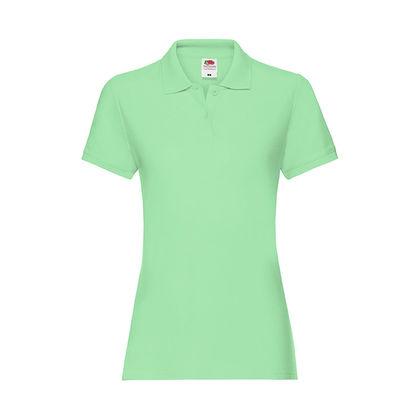 Дамска риза в цвят мента С147-2