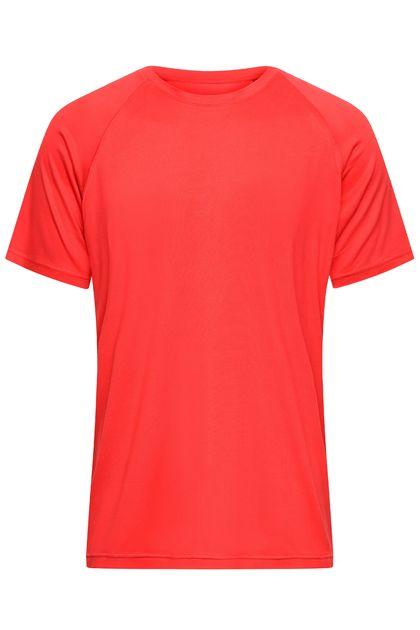 Мъжка тениска за спортуване В520ДН