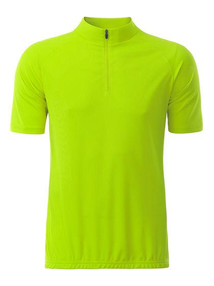 Мъжка тениска за велосипедисти В512ДН