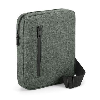 Чанта за рамо в сиво С1688