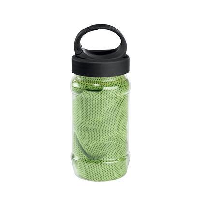 Фитнес кърпа в бутилка С1820