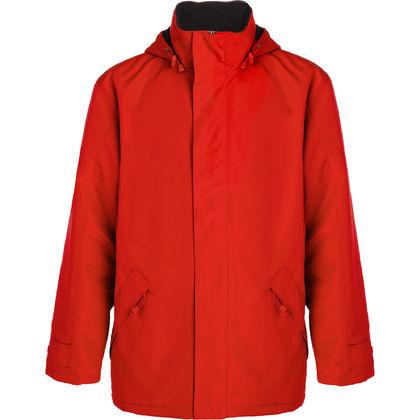 Червено мъжко яке С265-4