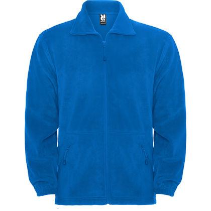 Синьо мъжко яке от полар С372-4