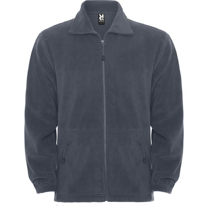 Поларено яке в сиво С372-5