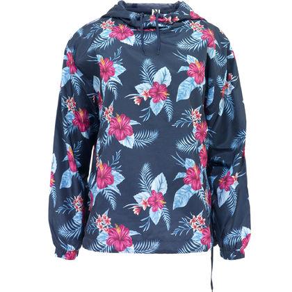 Пролетно дамско яке на цветя В1477