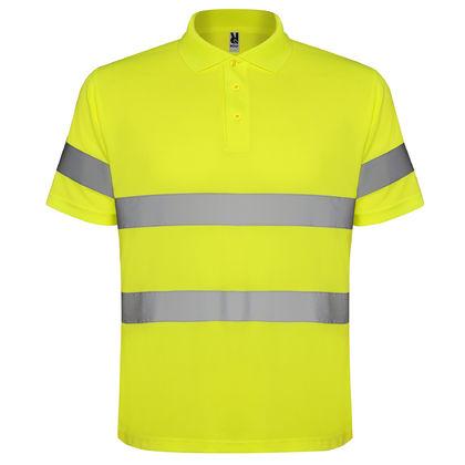 Светлоотразителна мъжка риза С1273-1