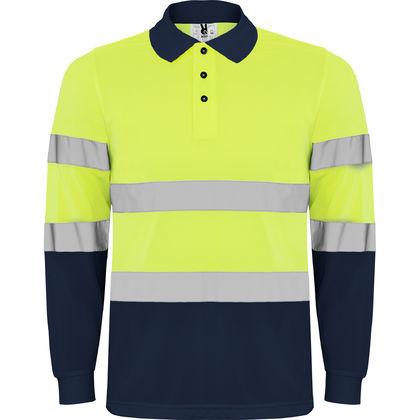 Работна светлоотразителна риза С1390-2