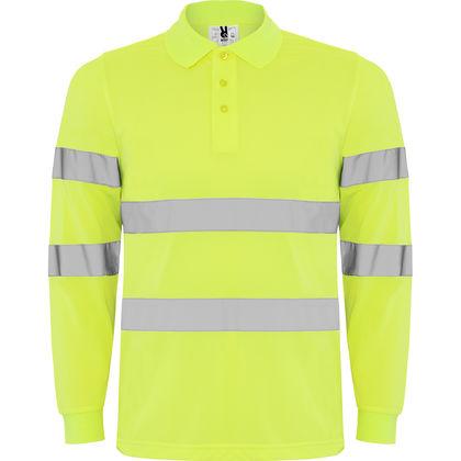 Мъжка риза със светлоотразителни ленти С1390-1