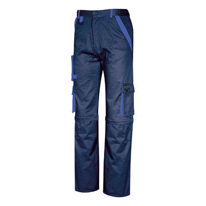 Мултифункционален панталон в синьо С1094-2
