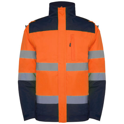 Светлоотразително мъжко яке за зимата С1275-2