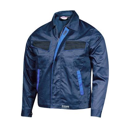 Работно яке в тъмно синьо С1073-2
