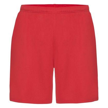 Спортни шорти в червено С866-2