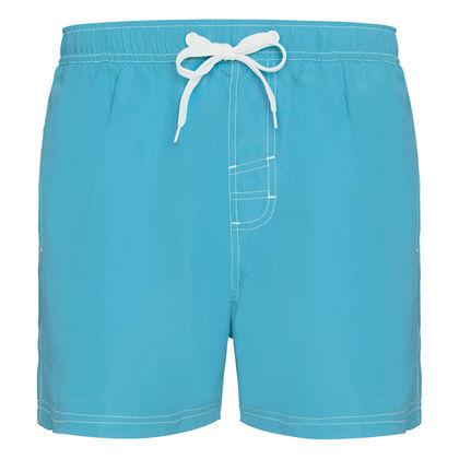 Светло сини мъжки шорти С693-2