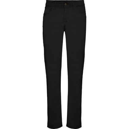 Стилен дамски панталон в черно С102-2
