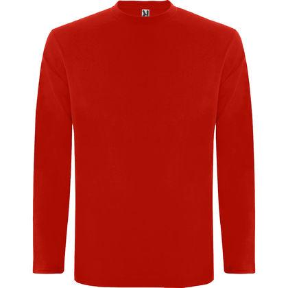 Червена мъжка блуза С85-3