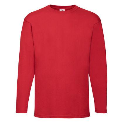 Мъжка червена блуза С84-5