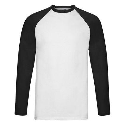 Мъжка двуцветна блуза С28-2