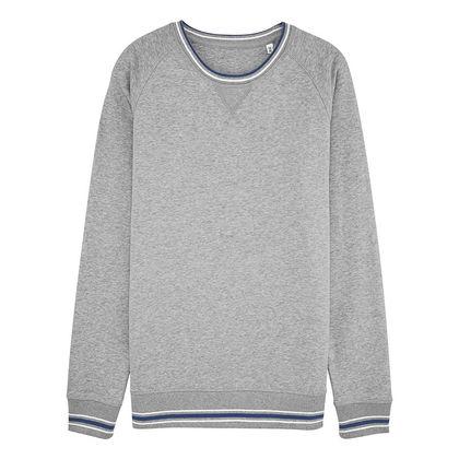 Мъжка сива блуза С1587-2