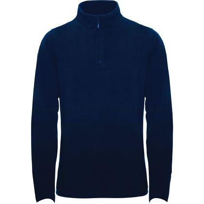 Дамска поларена блуза с цип С270-2
