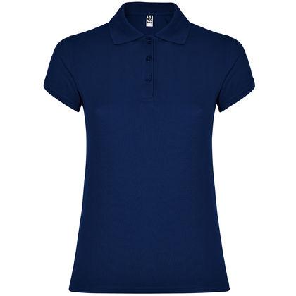 Дамска риза в тъмно синьо С1186-6