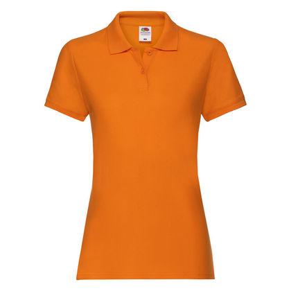 Оранжева риза за жени С147-6
