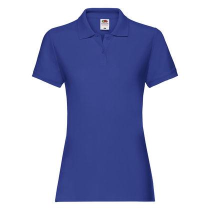 Синя риза за жени С147-10