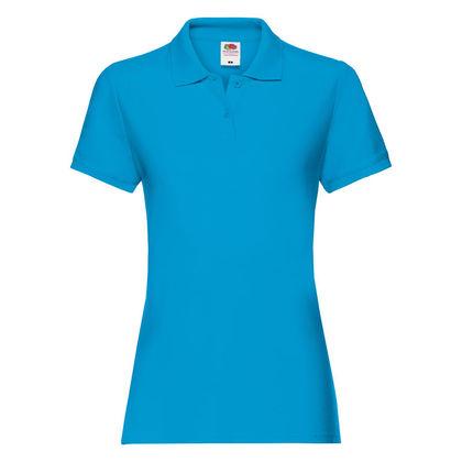 Дамска риза светло синя С147-11