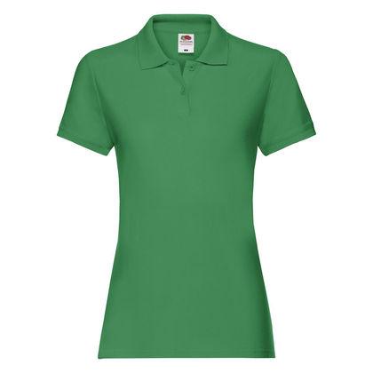 Дамска риза в зелено С147-12