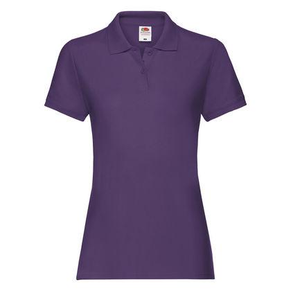 Лилава дамска риза С147-13