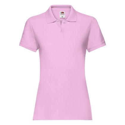 Светло розова дамска риза С147-16