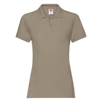 Бежова дамска риза С147-18