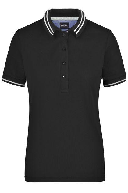 Спортна черна риза за жени С647-2