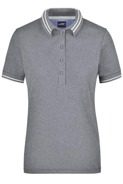 Спортна дамска риза с къс ръкав С647-1