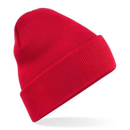 Плетена шапка есен зима С1937