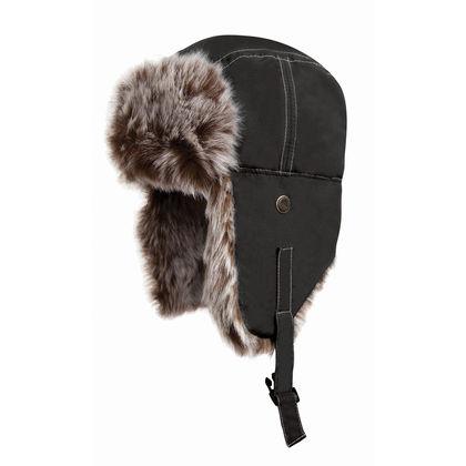Зимна шапка тип ушанка С2331