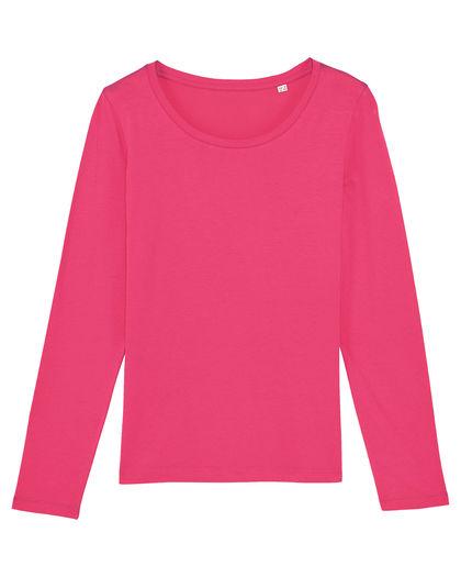 Евтина дамска блуза в розово С2321-1