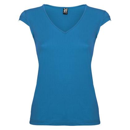 Лятна дамска блуза с остро деколте С625-5
