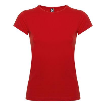 Дамска тениска от памучна материя С326-2