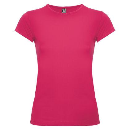 Розова дамска тениска размер М, С326-3