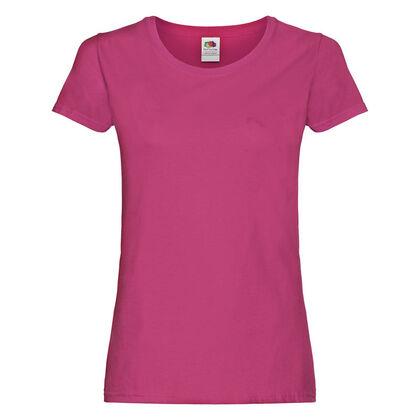 Розова дамска тениска за ежедневие С75-8
