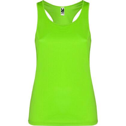 Спортен дамски потник в светло зелено С578-7