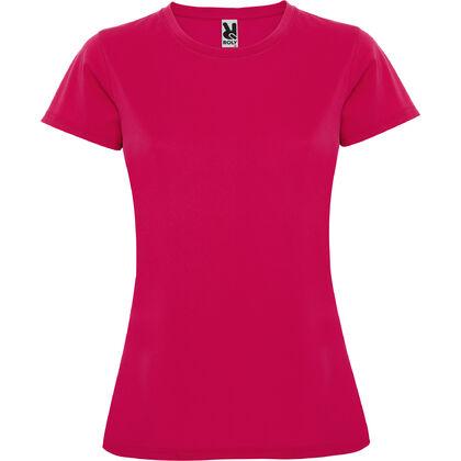 Розова дамска тениска за спорт С274-11