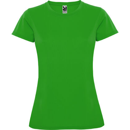 Дамска дишаща тениска в зелено С274-14