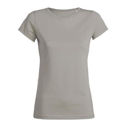 Дамска Био тениска в светло сиво С1135-4