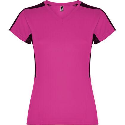 Розова дамска тениска за спорт С1483-6