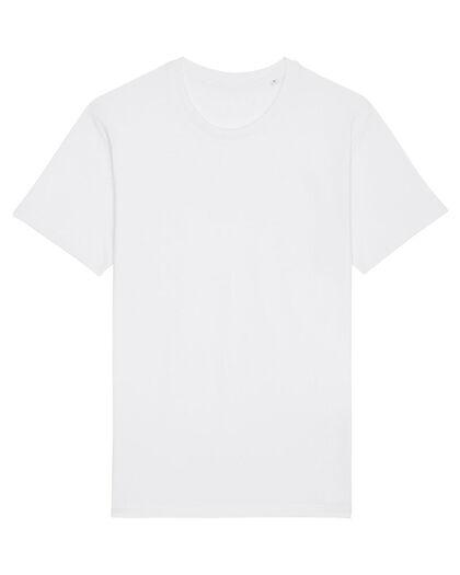 Бяла тениска от органичен памук С1995-2