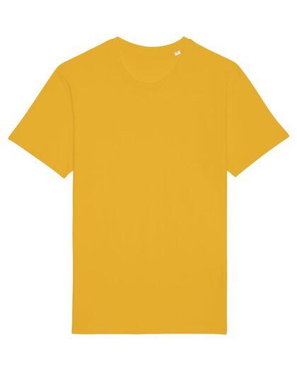 Жълта тениска от органичен памук С1995-5