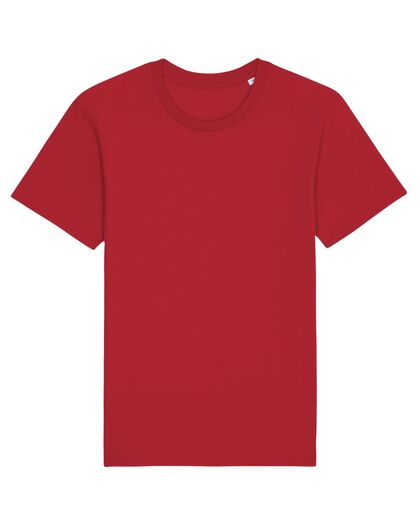 Унисекс червена тениска С1995-6