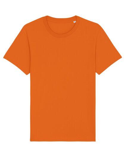Оранжева тениска за мъже и жени С1995-7